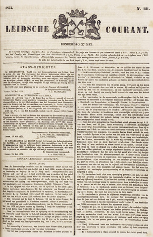 Leydse Courant 1875-05-27