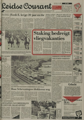 Leidse Courant 1988-07-14