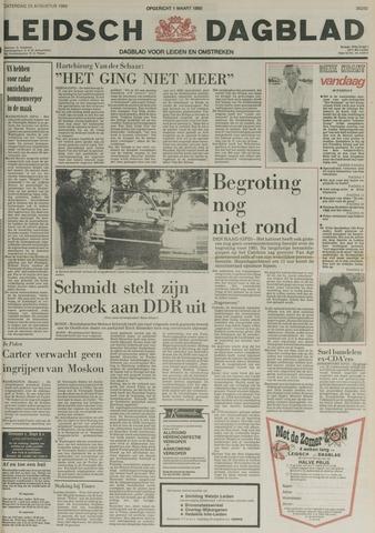 Leidsch Dagblad 1980-08-23