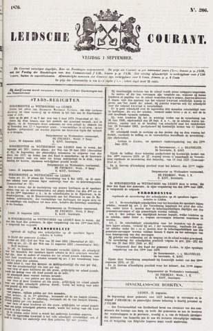 Leydse Courant 1876-09-01