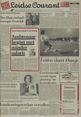 Leidse Courant 1984-03-08
