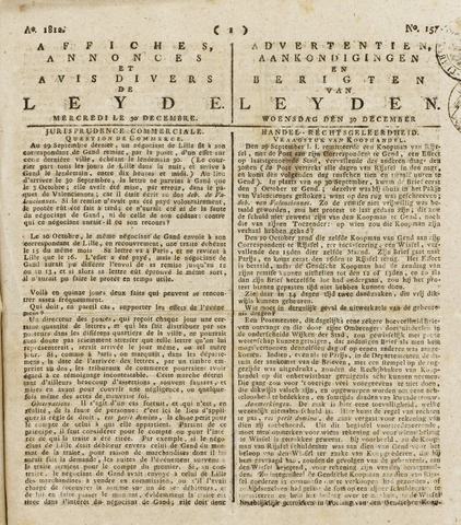 Leydse Courant 1812-12-30