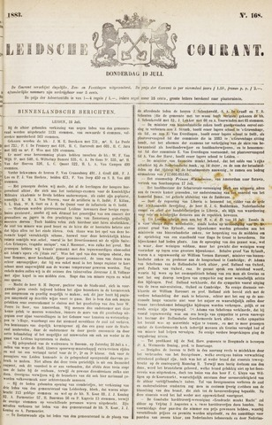 Leydse Courant 1883-07-19
