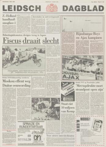 Leidsch Dagblad 1990-05-07