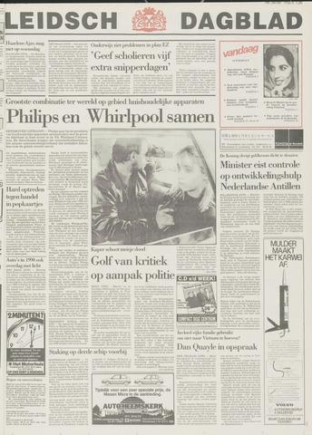 Leidsch Dagblad 1988-08-19