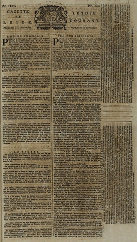 Leydse Courant 1811-11-22