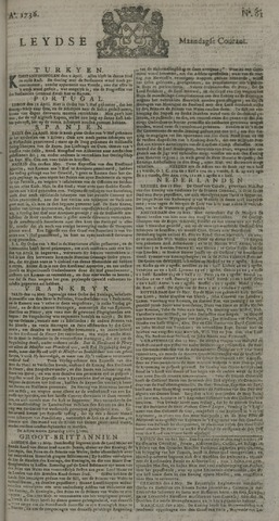 Leydse Courant 1736-05-21