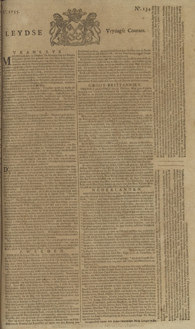 Leydse Courant 1755-11-07