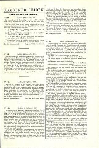 Handelingen van de Raad 1947-09-22