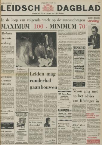 Leidsch Dagblad 1974