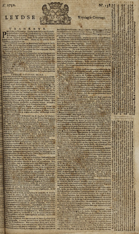 Leydse Courant 1752-11-17