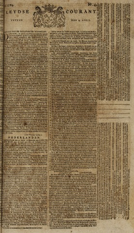 Leydse Courant 1784-04-23