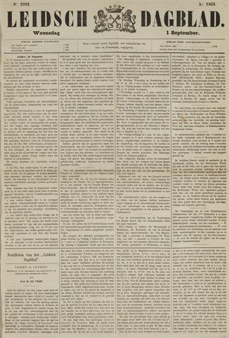 Leidsch Dagblad 1869-09-01