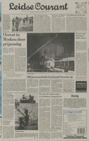 Leidse Courant 1992