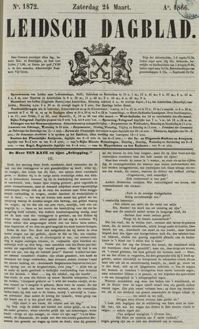 Leidsch Dagblad 1866-03-24