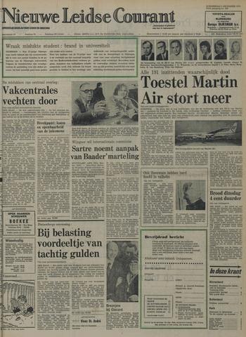 Nieuwe Leidsche Courant 1974-12-05