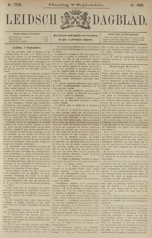 Leidsch Dagblad 1885-09-08