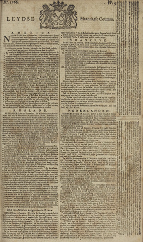 Leydse Courant 1766-01-20