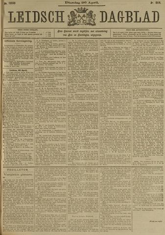 Leidsch Dagblad 1904-04-26