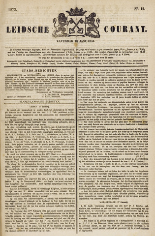 Leydse Courant 1873-01-18