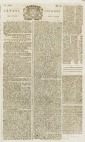 Leydse Courant 1817-05-19