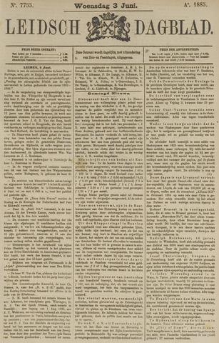 Leidsch Dagblad 1885-06-03