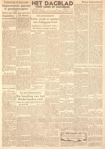 Dagblad voor Leiden en Omstreken 1944-05-30
