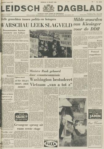 Leidsch Dagblad 1968-03-12