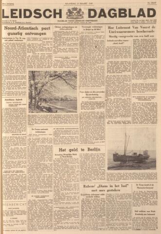 Leidsch Dagblad 1949-03-21