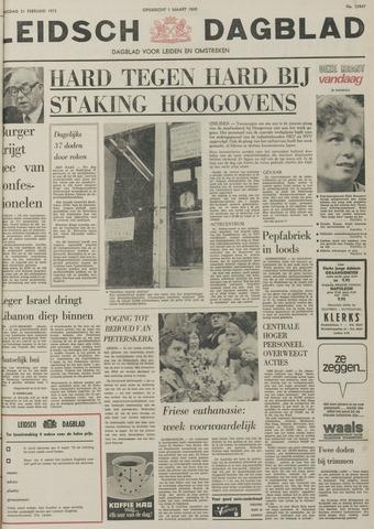Leidsch Dagblad 1973-02-21