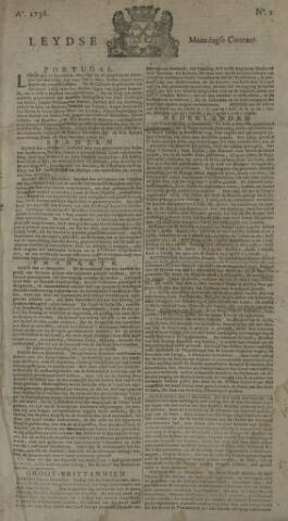 Leydse Courant 1736-01-02