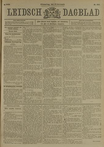 Leidsch Dagblad 1907-02-12