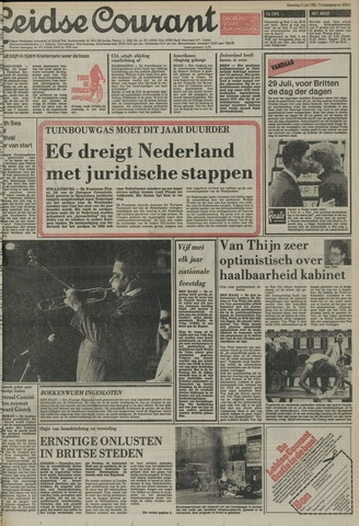 Leidse Courant 1981-07-11
