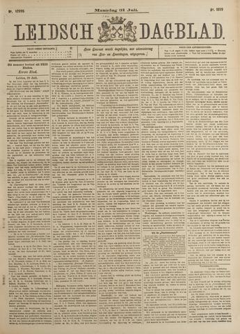 Leidsch Dagblad 1899-07-31
