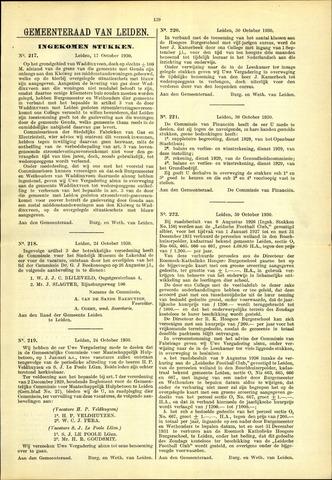 Handelingen van de Raad 1930-10-17