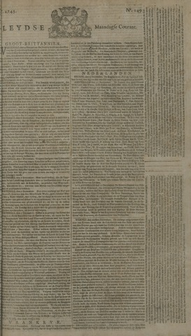 Leydse Courant 1745-12-13