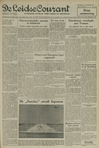 Leidse Courant 1952-11-19