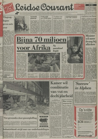 Leidse Courant 1984-11-27