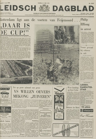Leidsch Dagblad 1970-05-08