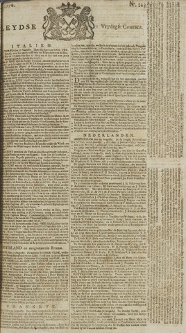 Leydse Courant 1770-08-31