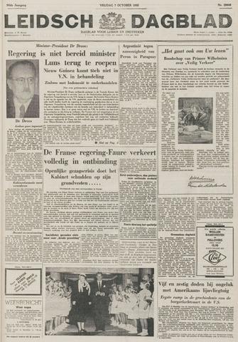 Leidsch Dagblad 1955-10-07
