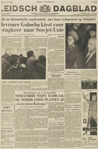 Leidsch Dagblad 1961-10-10
