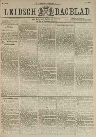 Leidsch Dagblad 1896-01-31
