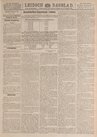 Leidsch Dagblad 1919-08-09