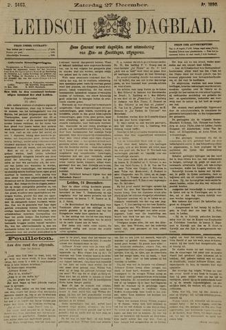 Leidsch Dagblad 1890-12-27
