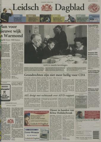 Leidsch Dagblad 2004-12-24