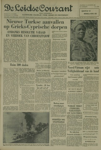 Leidse Courant 1964-08-10