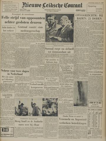 Nieuwe Leidsche Courant 1957-07-08