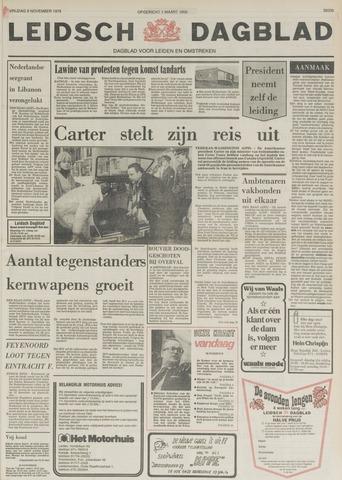 Leidsch Dagblad 1979-11-09