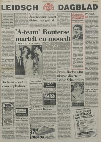 Leidsch Dagblad 1985-06-14